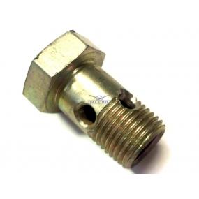 Болт-штуцер М16х1,5 крепления шланга к насосу ГУР или Механизму ГУР