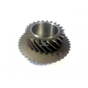 Шестерня 5-ой передачи вторичного вала (22-42 зуба) 5-ти ступенчатой КПП DYMOS (43280T01320)