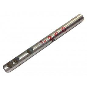 Шток КПП с.о. (без пальца, длина 148 мм, до центра пазов 104, 127, 137) - вилки переключения 1 и 2 передачи