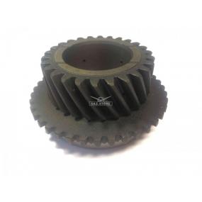 Шестерня 5-ой передачи (малая 26 зубьев) с соединительным кольцом шестерен 3-ей и 5-ой передач 5-ти ступенчатой КПП Автодетальсервис