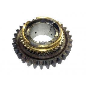 Шестерня 1 передачи н.о. с кольцом синхронизатора