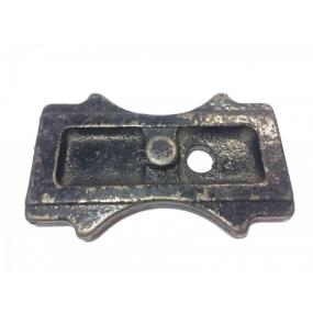Подкладка рессоры задняя 3160