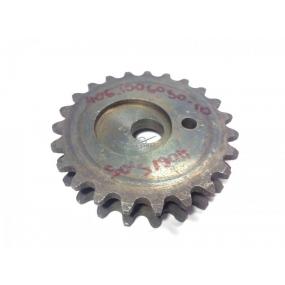 Звездочка распределительного вала (цепь двухрядная, втулки Ф 5,05 мм) ЗМЗ-406