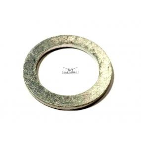 Прокладка уплотнительная (шайба алюминиевая внутренний Ф 14) штуцера поворотного к топливному фильтру
