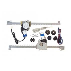 Электростеплоподъёмники передних дверей 452 (2 шт.)