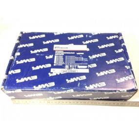 Крышка распределительных шестерен УМЗ (УАЗ) с сальником (под сальник наружу)