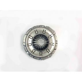 Диск сцепления ВЕДОМЫЙ И НАЖИМНОЙ (LUK) ЗМЗ-409 - (КОМПЛЕКТ) - (нажимной диск лепестковый)