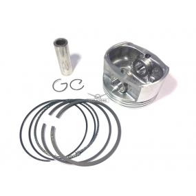 Поршневой комплект ЗМЗ-40904.10 Евро-3 (поршни Ф 95,5 мм Группа Б, кольца поршневые 95,5 после апреля 2010, пальцы, стопорные кольца)