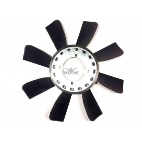 Вентилятор (8 лопастей) - под гидромуфту