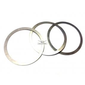 Кольцо уплотнительное (5-ти ступенчатой КПП Автодетальсервис н.о.) заднего подшипника промежуточного вала (GB/T4846-96) - комплект из 3-ех штук