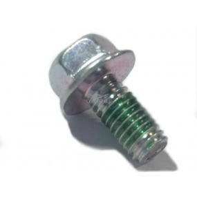 Болт 5-ти ступенчатой КПП DYMOS (43118T00070) - крепления предохранителя включения - (М6х12 шестигранная головка с фланцем)
