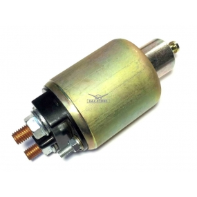 Реле втягивающее для стартеров Электром (г. Чебоксары) - (931.3708 - (двигатель ЗМЗ-402 редукторный стартер)) и (93.3708 -  (Двигатель ЗМЗ-406 редукторный стартер)