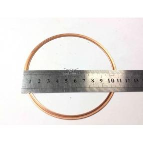 Кольцо гильзы блока цилиндра уплотнительное (медное) ГАЗ 24