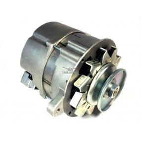 Генератор ПРАМО  65 А, 14 В для двигателя УМЗ-4178, 4218 (под один ремень, с регулятором напряжения) УАЗ