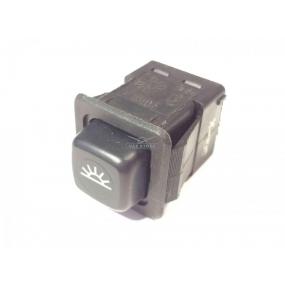 Выключатель Hunter 3832.3710-02.09 (кнопка фиксирующаяся) освещения салона