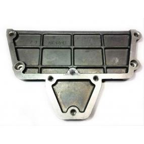 Крышка задняя головки блока цилиндров (трапеция с 4 отверстиями) ЗМЗ-40904, 40524, 40525
