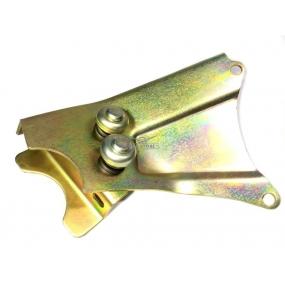 Кронштейн приемной трубы глушителя 220695 (452 с двигателем ЗМЗ-4091)