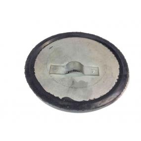 Крышка подшипника промежуточного вала КПП переднего н.о. (металлическая)